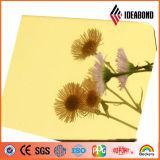 [إيدبوند] [ب1] نار - مقاومة ألومنيوم ذفر مسمرّ مرآة [أكب] صفح لأنّ بناية واجهة زخرفة يجعل في الصين