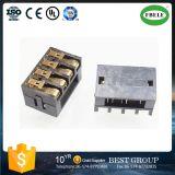 2.2 pH 4 Pinの間隔の接触電池コネクター高温へのふたの抵抗の9.3 * 6つのmm 「