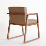Design nórdico Wooden Furniture Solid Wood Chair com Highquality