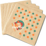 fuentes de papel del partido de las servilletas de cena de los 40*40cm