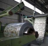PPGI, folha galvanizada pré-revestida, cor revestiu a bobina de aço revestida zinco