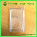 Коробки упаковки пластичного любимчика прозрачные