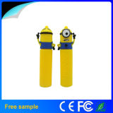 만화 Minion 2600mAh Best Quality Power 은행 Portable Mobile Power 은행