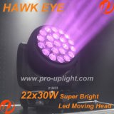 Helleres Than Bee Eye 22PCS 30W Hawk Eye LED Moving Head