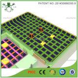 Xiaofeixia a adapté la grande zone en gros d'intérieur de parc de trempoline