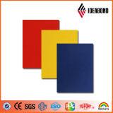 신선한 색깔 폴리에스테 페인트 실내 장식적인 위원회 알루미늄 합성물