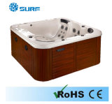 5 Persons de Outdoor SPA HydroJacuzzi van de Massage (SF8C030)