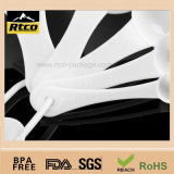 Cuchara plástica barata coloreada de alto rango de la categoría alimenticia