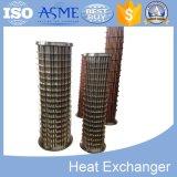 ASMEの証明書が付いているアルファのLavalの版の熱交換器の版