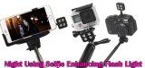 Lampe flash flash rechargeable externe portable à synchronisation avec ligne (OM-RK06)