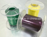 Flule colorée à chaud Mylar Isolation de revêtement Ruban de polyester Mylar pour la fermeture et le blanchiment des fils