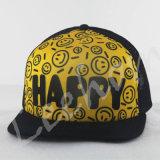 Вышивка Snapback & крышки шлемов забрала печати цветка плоские