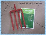 Вилка зубов сада 4 вилки аграрной вилки стальная