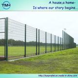 鋼鉄庭の防御フェンス