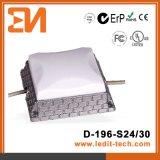 Iluminación CE/UL/FCC/RoHS (D-196) de la fachada LED de los medios