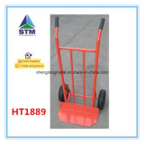 Low resistente Price Hand Trolley com Two Wheel (HT1866)