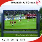 Scheda esterna del segno di P8 SMD LED video per fare pubblicità