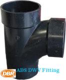 Dbr Produkte hergestellt in China 2 Zoll ABS gesundheitliches T-Stück