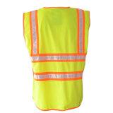 Veste reflexiva da segurança da visibilidade elevada nova (R130)