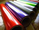 넓게 수출된 PVC 필름