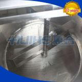 Réservoir de mélange de réaction d'acier inoxydable pour la nourriture