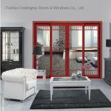 Дверь коммерчески алюминиевой рамки верхнего качества стеклянная (FT-D120)