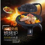 Brochette chaude de BBQ de la vente 2016 facilement assemblée (ZJLY)