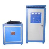 金属のための中間周波数16kw-800kw誘導加熱機械