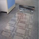 연약한 투명한 높은 접착성 플라스틱 양탄자 프로텍터