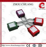 Lucchetto antipolvere standard di sicurezza dell'anello di trazione d'acciaio