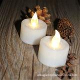 Varejo decorativo de cintilação da vela das velas Flameless
