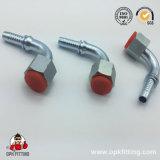 Montaggio di tubo flessibile idraulico, montaggi dell'HDPE del filetto 24211&24241&24291 di SAE dello Swage