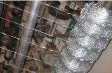 Joint de charnière galvanisé de fil d'IMMERSION chaude pour la frontière de sécurité d'inducteur