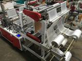 Dubbele Laag Vier de Machines van de Plastic Zak van Lijnen