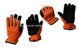 Синтетические кожаный Перчатк-Работая кожаный Перчатк-Дешевые Перчатк-Трудятся перчатка Перчатки-Machanic