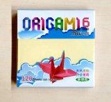 Promoción para el papel colorido de papel plegable hecho a mano de DIY Origami Quilling