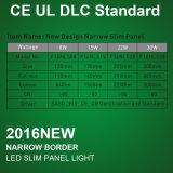 2016 Leuchte-LED vertiefter Deckenleuchte-Preis des schmalen Rand-runder LED