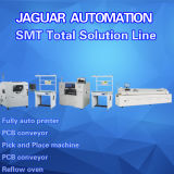 SMT Solution Line Include Chip Mounter와 Reflow Oven