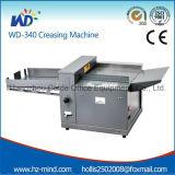 Taladradora que arruga y de papel/Creaser de papel (WD-340)