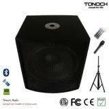 12 pollici di Subwoofer Wooden Speaker con Stable Quality