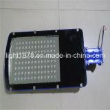 energia solar dobro das lâmpadas 60W do braço de 8m Pólo para a luz de rua