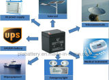 Ventil 12V200ah regelte Leitungskabel-Säure-Batterie