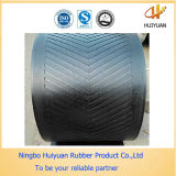 Van de helling (Chevron Cleated) de RubberTransportband