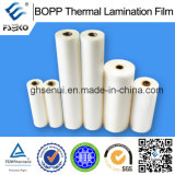 BOPP+EVA Thermal Laminating Film für Offset Printing-24mic Glossy