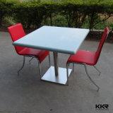 Таблица Seaters твердой поверхности 4 Kingkonree каменная верхняя обедая