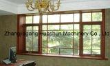 Troqueladora de la hoja caliente para el perfil de la ventana del PVC y la tarjeta de la puerta