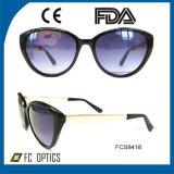 De de Overmaatse Schaduwen Eyewear & Zonnebril van de nieuwe Vrouwen van de Manier (FCS8418)