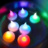 LED di galleggiamento Tealight Candle Popular in Inghilterra