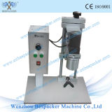 Máquina tampando operada fácil do frasco plástico manual