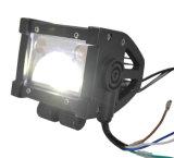10W + 3W CREE LED buntes Arbeits-Licht für Fahrzeug, Motorrad (WSL8-10W)